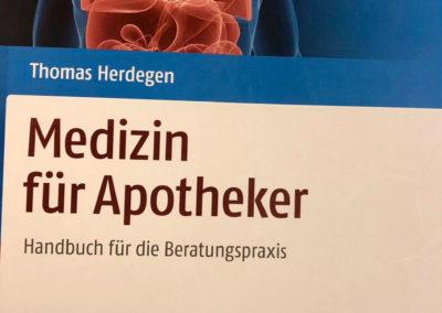 Schreibereien – Cover Handbuch für Apotheker