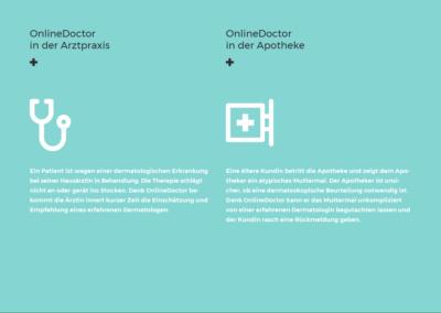 Schreibereien – Auszug aus der OnlineDoctor Broschüre