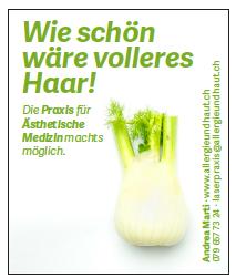 Schreibereien – Werbekampagne Praxis für Ästhetische Medizin, Beispiel 2